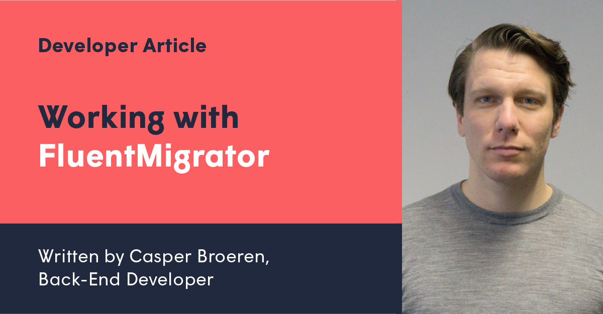 share image for the article 'Working with FluentMigrator'